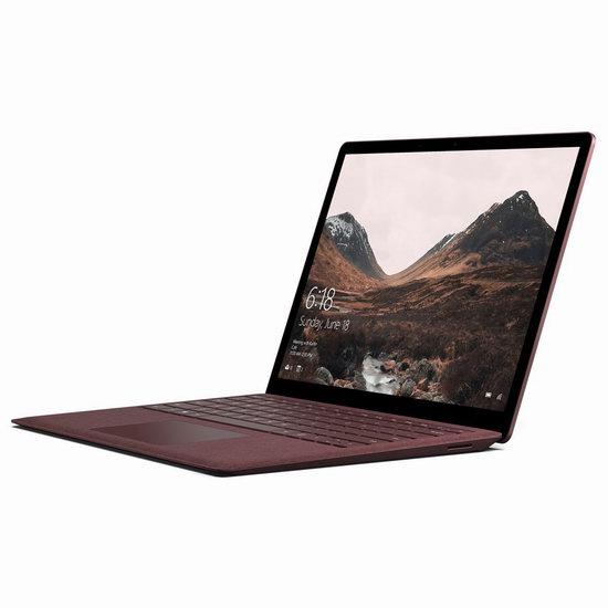 白菜价!历史新低!Microsoft Surface Book 13.5寸终极笔记本电脑(Core i7/16GB/512GB)6.2折 1724.53加元包邮!