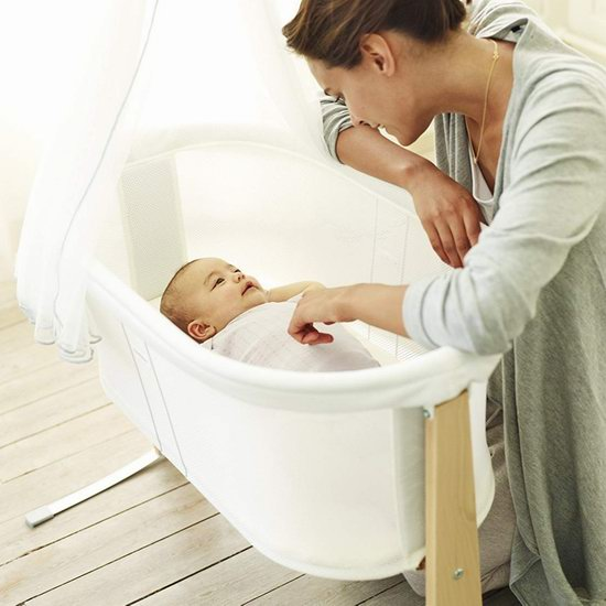 历史新低!瑞典 BABYBJORN Cradle 婴儿摇篮5折 225加元包邮!会员专享!