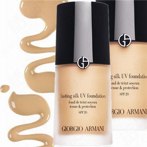Giorgio Armani 阿玛尼最全汇总: 粉底液、气垫 8折+满150加元再送5件套礼包+3小样!