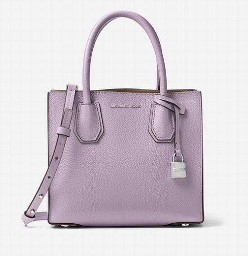 MICHAEL KORS Mercer 淡紫色小方包 144加元,原价 288加元,包邮