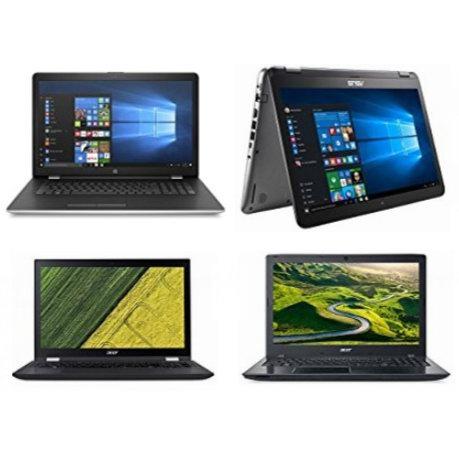 金盒头条:精选6款 Acer、ASUS、HP 品牌笔记本电脑,最高立省466.67加元!折后低至487.3加元!
