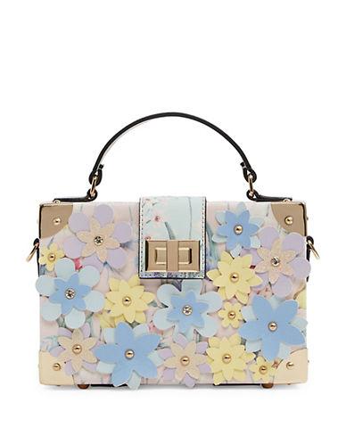 高颜值 ALDO Campolano花朵小盒子包 42加元,原价 60加元