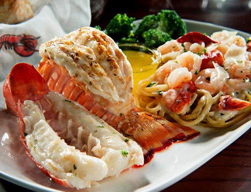 Red Lobster 红龙虾海鲜餐 9折优惠券(6月25日—7月8日)