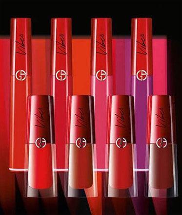 全新Giorgio Armani LIP VIBES签名唇釉 售价 44加元+满送5个自选中样!