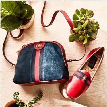 精选 Gucci 酒神包、时尚穆勒鞋、乐福鞋、太阳镜 5折起特卖!内有单品推荐!