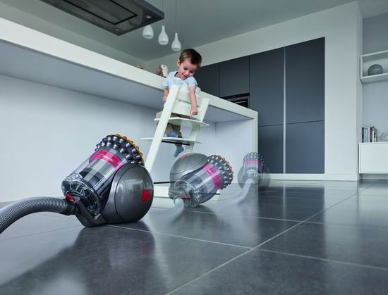 厂家翻新 Dyson 戴森 Big Ball 罐式真空吸尘器 239.99加元包邮!