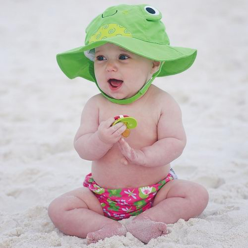 白菜价!Zoocchini 儿童 3D造型卡通太阳帽 3.5加元(多款可选),原价 14.99加元