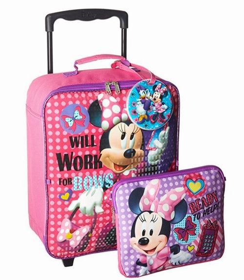 精选 Disney 拉杆行李箱、T恤、睡衣、公主裙 3.7折起+额外7折优惠!
