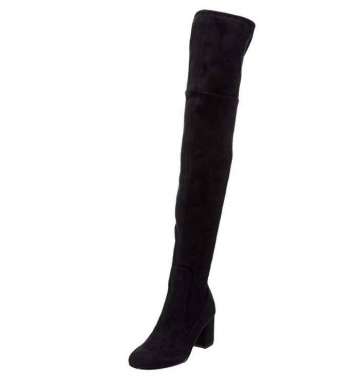 Sam Edelman Varona Over女款过膝靴 45.4加元起特卖,原价 221加元,包邮