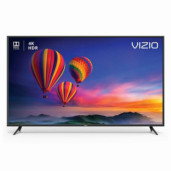 历史新低!VIZIO E70-F3 70英寸 4K超高清智能电视 1189.99加元包邮!