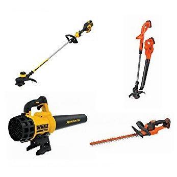 精选多款 DEWALT、BLACK+DECKER 庭院电动工具4.3折起!会员专享!
