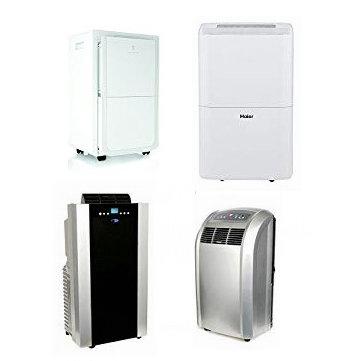 精选 Haier、Friedrich、Honeywell 等品牌除湿机、空气净化器、便携式空调等4.1折起!售价低至69.99加元!会员专享!