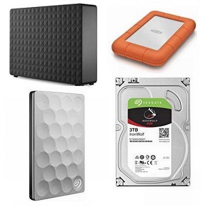 精选 Seagate 西捷 硬盘、移动硬盘6.5折起!会员专享!