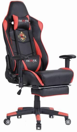 Ficmax 人体工学 高靠背赛车办公椅/游戏椅 170.39-178.39加元限量特卖并包邮!3款可选!