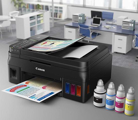 历史最低价!Canon 佳能 PIXMA G4200 Mega Tank 智能无线喷墨打印机 299.99加元包邮!