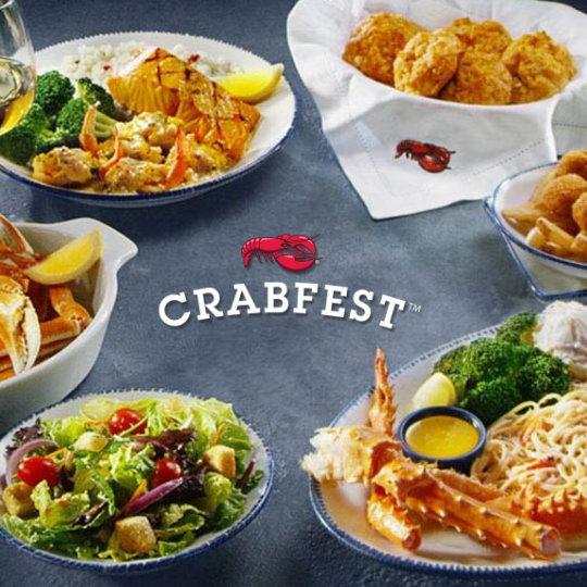 Red Lobster 红龙虾海鲜餐厅 四道佳肴仅售22.99元!今日下午6点截止!