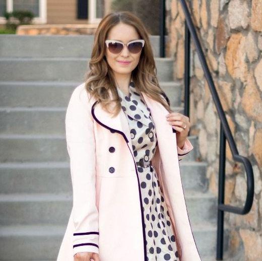 白菜价!历史新低!Kate Spade New York Genette 女式猫眼太阳镜2.6折 62.33加元包邮!