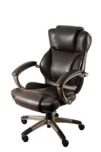 历史新低!Z-Line Designs 记忆海绵舒适 高靠背旋转办公椅3.3折 87.8加元包邮!
