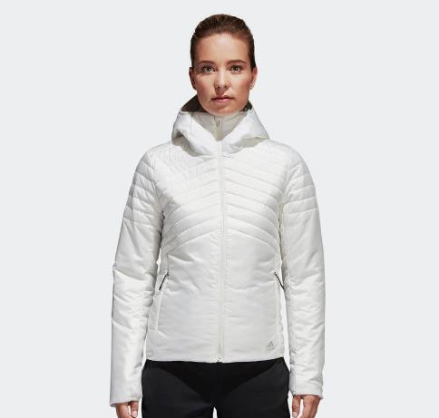 adidas Cytins Padded 女士保暖夹克(XS码)2折 29.95加元包邮!