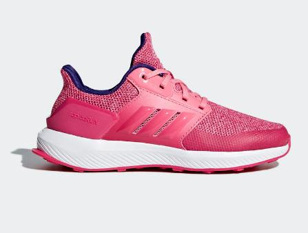 adidas RapidaRun 女童运动鞋4折 29.95加元包邮!