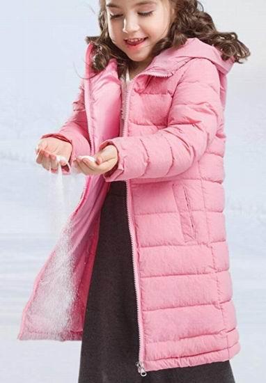 白菜价!历史新低!SLUBY 女童长款连帽防寒服(3-12岁)2.5折 9.99-13.99加元清仓!4色可选!