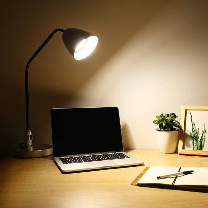 历史新低!Aglaia 二合一 7瓦 LED节能护眼台灯 13.5加元!