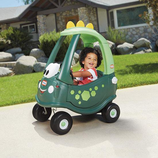 历史新低!Little Tikes 小泰克 Dino 滑步小车4.6折 34.97加元!3款可选!