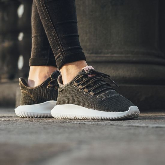 Angelababy同款又一色清仓了!历史新低!adidas Originals Tubular Shadow 小椰子 女式复古休闲鞋3.8折 49.95加元包邮!