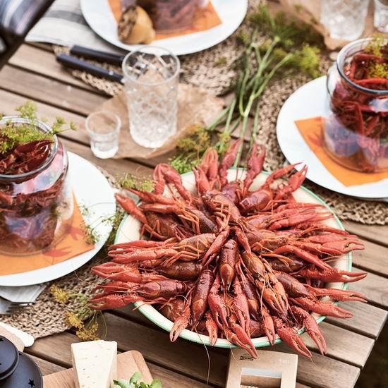 吃货福音!IKEA 宜家 年度瑞典味小龙虾节,9.99加元起任吃到饱!