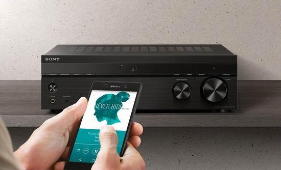 历史最低价!Sony 索尼 STRDH190 2声道 蓝牙无线 立体声功放机 168加元包邮!