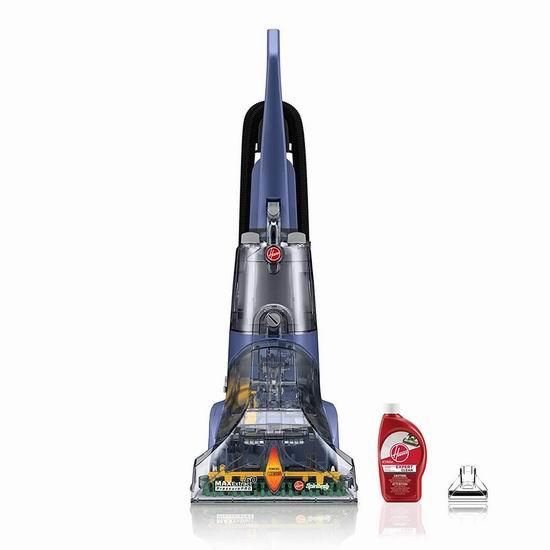 Hoover 胡佛 MaxExtract 60 Pressure FH50220 专业地毯深层清洁机5折 152.23加元包邮!