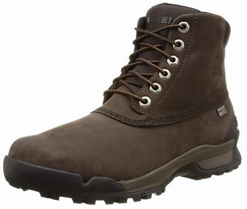 Sorel Paxson男士雪地靴 59.42加元起(3色),原价 200加元,包邮