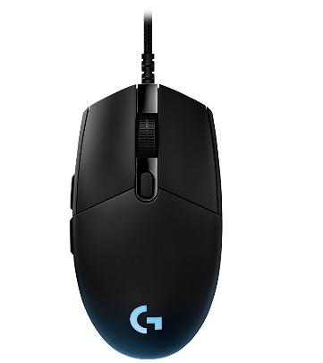 历史新低!Logitech G Pro Gaming FPS游戏鼠标 高级游戏传感器4.8折 48加元包邮!