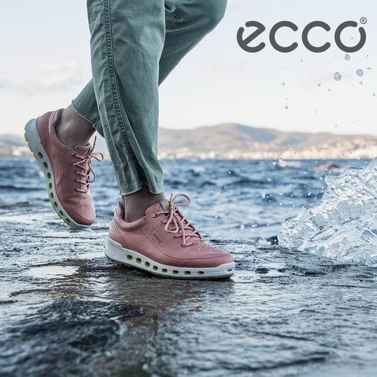 ECCO 爱步 夏日大促升级!精选时尚鞋靴3.6折起+额外8折!收刘涛同款!