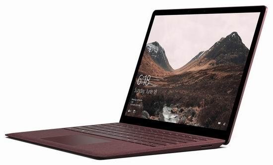 历史新低!Microsoft 微软 Surface Book 13.5寸终极笔记本电脑(Core i5/8GB/256GB)7.9折 1299.99加元包邮!
