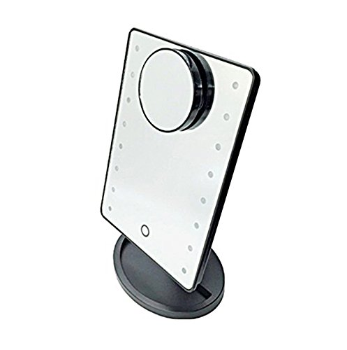 白菜价!Z-COMFORT LED照明 3倍放大 化妆镜 7.69加元清仓!
