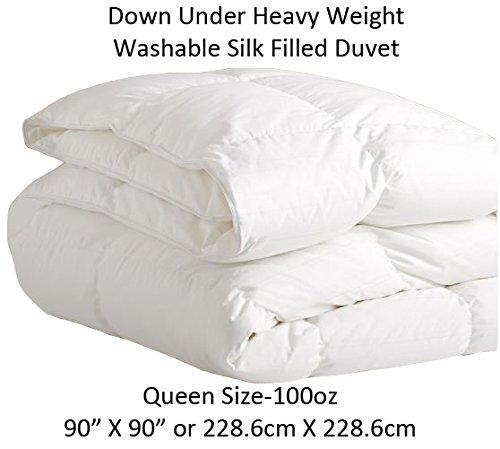 Down Under 可水洗 Queen 蚕丝被 119.99加元限量特卖并包邮!