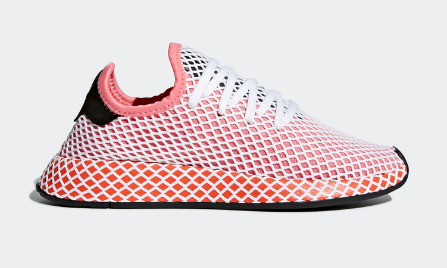收鹿晗王嘉尔同款!2018新款 adidas Originals Deerupt 成人儿童运动鞋3.6折 40-50加元包邮!8色可选!