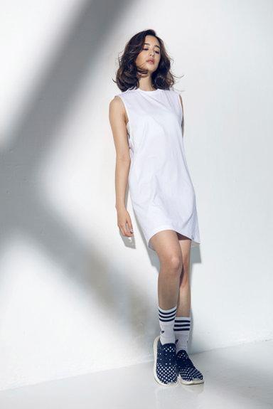 adidas Originals XBYO 极简美感 女式长款背心3.3折 15加元包邮!