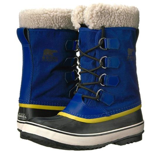白菜价!Sorel 加拿大冰熊 Carnival 女式时尚雪地靴2.5折 40.38加元起包邮!两色可选!