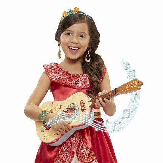 历史最低价!Disney 迪士尼 Elena 儿童音乐吉他4折 19.98加元!