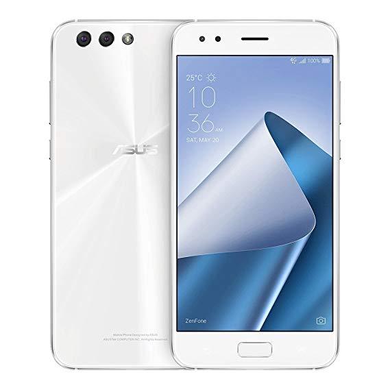 历史新低!Asus 华硕 ZenFone 4 5.5英寸 双卡双待 解锁版智能手机(4GB/64GB)6.4折 349.99加元包邮!