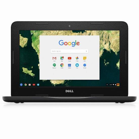 翻新 Dell 戴尔 Chromebook 3180 11寸笔记本电脑(2GB/16GB) 189加元限量特卖并包邮!