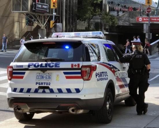 多伦多面临潜在袭击风险,警方大幅增加街头警力!