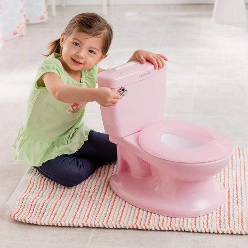 历史最低价!Summer Infant My Size Potty 粉红宝宝马桶/坐便器6.5折 25.99加元!2色可选!