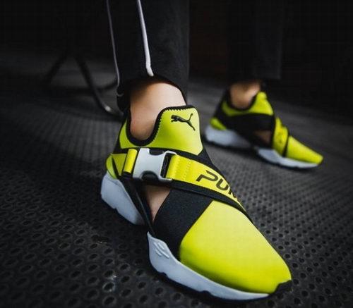 精选 Puma 女式潮鞋、运动鞋5折起+额外8.5折优惠!部分新款也打折!入懒人运动鞋!