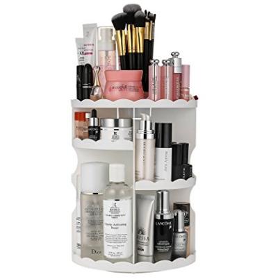 Jerrybox 360度旋转 化妆品收纳盒 23.79加元限量特卖,原价 31.99加元