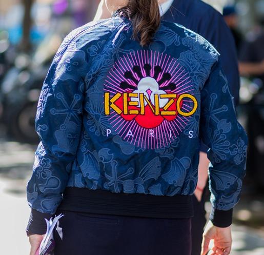 时髦精必备款!精选 Kenzo 虎头大眼睛刺绣卫衣、一脚蹬 6折+额外8-7折优惠!