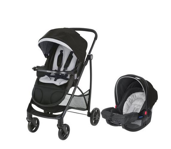 Graco Views 超轻 双向婴儿推车+婴儿提篮 199.99加元,原价 529.97加元,包邮