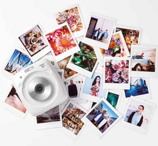 Fujifilm Instax Square SQ10 数码拍立得 253.9加元起, 原价 369.95加元,包邮